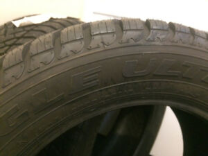 "New 18"" Goodyear winter tires"