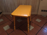 Kitchen Table with 4 Chairs - FREE