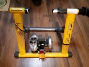 Bike trainer ELITE indoor bicycle training like NEW