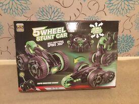 BRAND NEW! 5 wheel stunt car kids toy/gift