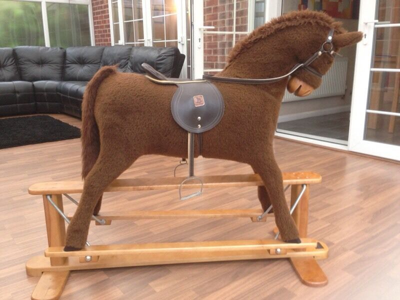 Mama's and Papas rocking horse