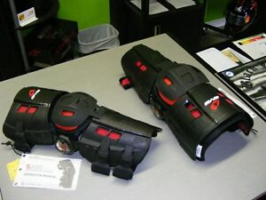 EVS - RS8 - Knee Guard / Brace - Right - Med & XL at RE-GEAR Kingston Kingston Area image 1