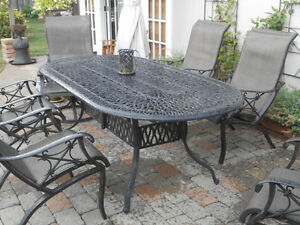 8 PC Cast Aluminum Set