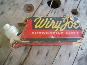 1938 Ford NOS Headlight Switch and Wiring