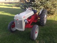 Ford 8n tractors parts for sale