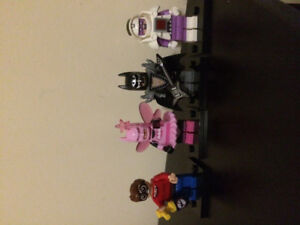 Lego Batman movie minifigures series 1
