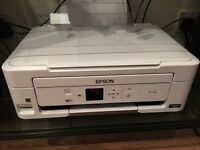 Epson XP 335 all in one printer scanner with LCD display and Apple air print