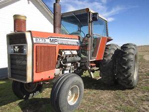 1980 MF 2775 Tractor