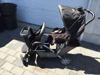 Poussette double Graco duo glider