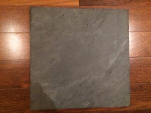 Black Slate Tiles 23 sq ft