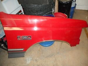 1987-1991 Ford F150 Rust Free Front Fenders London Ontario image 2