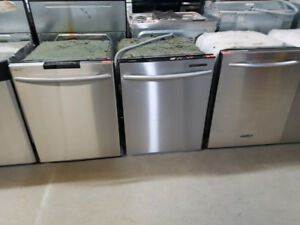 Dishwashers Stainless Steel - DURHAM APPLIANCES LTD. Since 1971