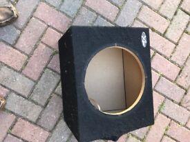 Sub box Christchurch