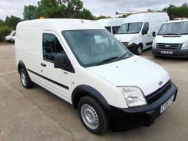 2006 06 FORD TRANSIT CONNECT CREW VAN, FIVE SEATS **NO VAT** ONLY 84446 MILES!!
