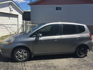 2008 Honda Fit LX Hatchback