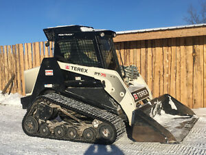Looking to Sell 2014 Terex PT-75 Tracked Skid Steer
