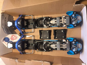 NEW SALOMON GUARDIAN 16 TOURING SKI BINDINGS