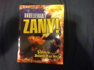 Unbelievably zany ripily's believe it or not