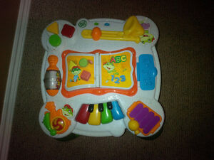 Fisher price play tables Cambridge Kitchener Area image 1