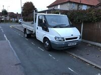 Ford transit tipper in perfect condition