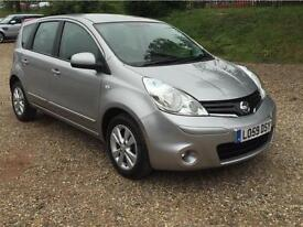null Nissan Note 1.5 dCi Acenta 5dr