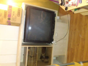 Entertainment stand $50