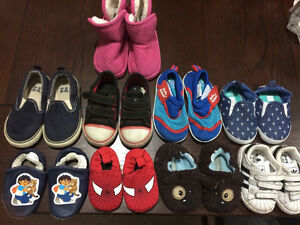 baby/toddler shoes/slippers