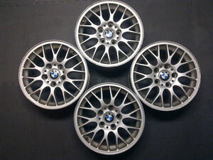 4 x 16'' Style 42 OEM BMW Mags