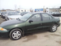 $1500  Great Price 2000 Chevrolet Cavalier E tested