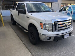 2012 Ford F-150 4 X 4