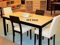 Dining room furniture made in Europe - 2855 Pembina Hwy.