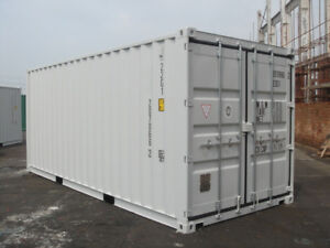 NEW ONE-TRIP SEA CAN SHIPPING CONTAINERS FOR SALE