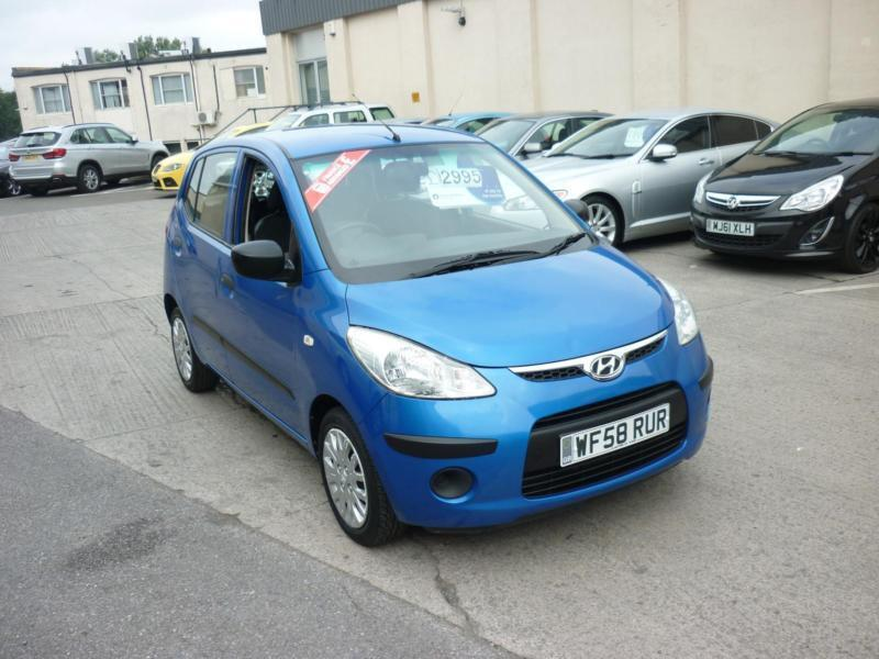 2009 Hyundai i10 1.2 ( 76bhp ) Classic Finance Available