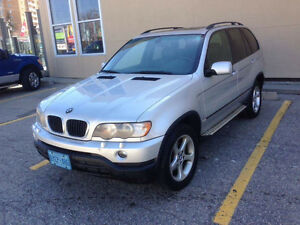 MINT CONDITION 2003 BMW X5, READ THIS !!!!