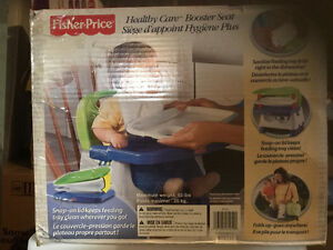 Fisher Price -Portable dining booster seat- Like New