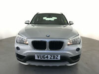 2014 64 BMW X1 S DRIVE 20D EFFICIENT DYNAMICS 1 OWNER SERVICE HISTORY FINANCE PX