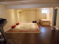 One bed room apartment for rent in Milton