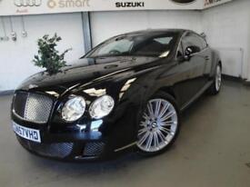 2008 Bentley Continental 6.0 W12 GT Speed 2dr