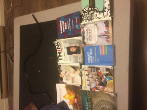 NSCC 2nd year Social Services textbooks all latest editions