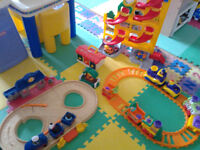 Nurturing, reliable and safe child care