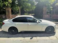 64 PLATE BMW 320d M SPORT DIESEL AUTO 54,998 MILES M PERFORMANCE NAV 19'' ALLOYS