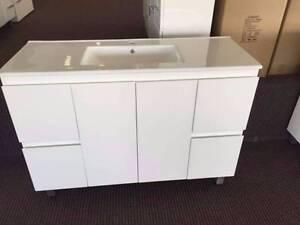 Brand New Vanity On Sale 1200mm with Thin Ceramic Basin North Parramatta Parramatta Area Preview