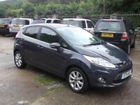 2011 11 Ford Fiesta 1.6TDCi ( 95ps ) Zetec 5 DOOR **1 OWNER**
