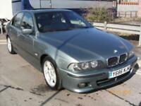 2001 BMW 5 Series 525i Sport m Auto Saloon Petrol Automatic