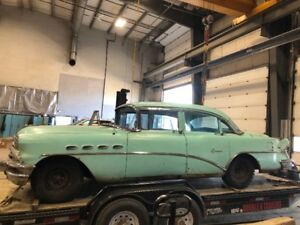 FOR SALE - 1956 Buick Super