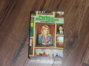 PARKS AND RECREATION BOXSET *COMPLETE SERIES*