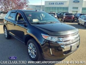 2013 Ford Edge SEL  Moonroof Leather Back Up Camera