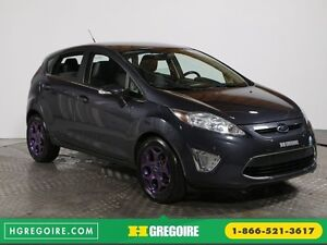 2012 Ford Fiesta SES A/C GR ELECT MAGS BLUETHOOT
