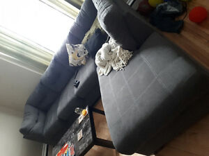 Very new couch sectional