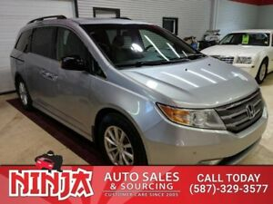 2011 Honda Odyssey Touring All Possible Options And 2 Sets Of Wh
